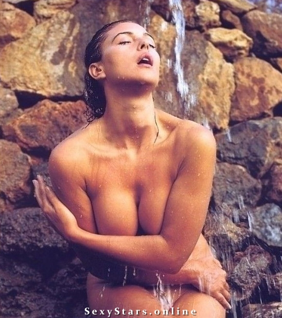 Моника Беллуччи голая. Фото - 14