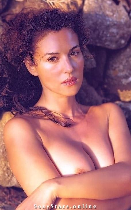 Моника Беллуччи голая. Фото - 5