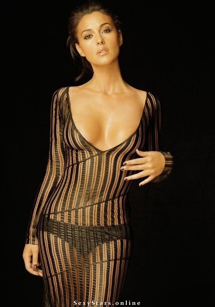 Моника Беллуччи голая. Фото - 60