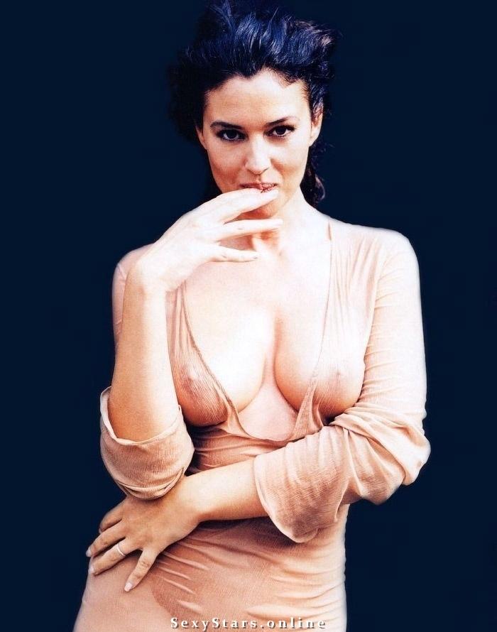Моника Беллуччи голая. Фото - 64