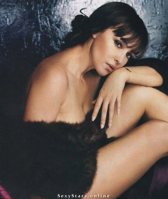 Моника Беллуччи голая. Фото - 70