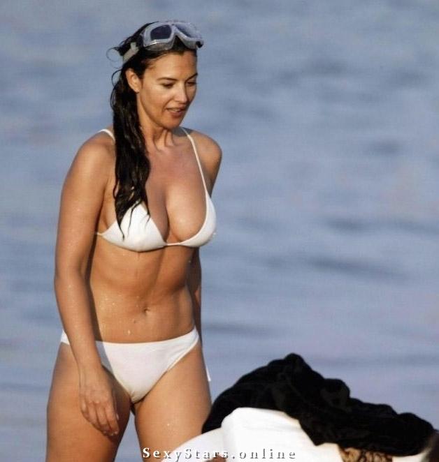 Моника Беллуччи голая. Фото - 82