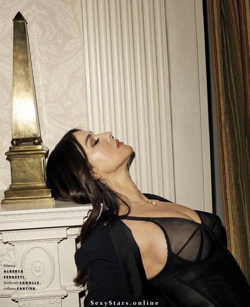 Моника Беллуччи голая. Фото - 87
