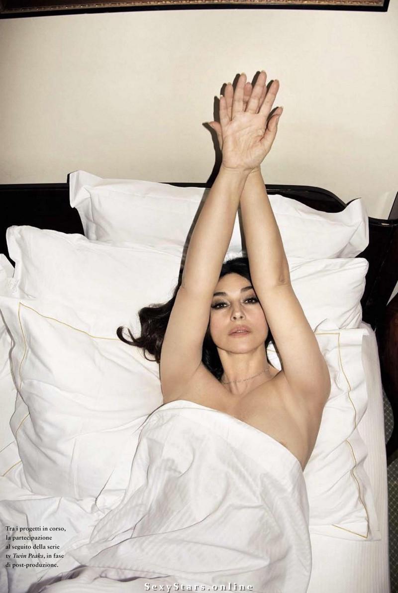 Моника Беллуччи голая. Фото - 91