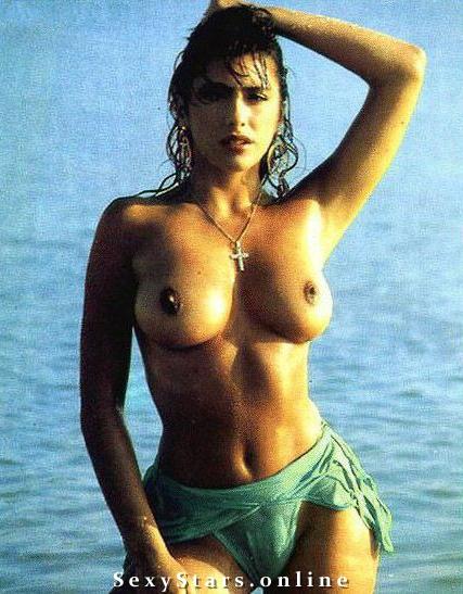 Sabrina Salerno Nackt. Fotografie - 1