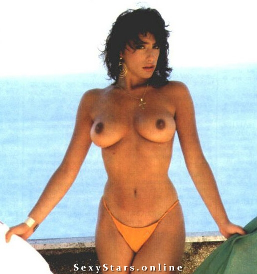 Sabrina Salerno Nackt. Fotografie - 4