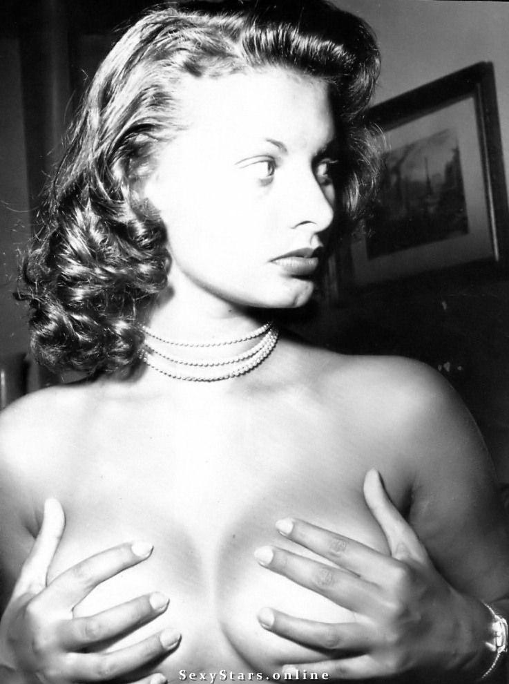 Sophia Loren Nackt. Fotografie - 21