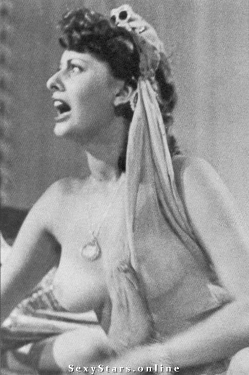 Sophia Loren Nackt. Fotografie - 25