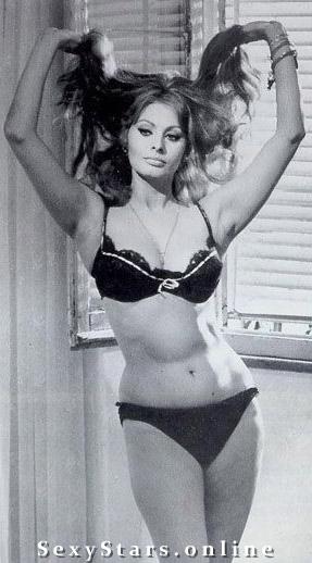 Sophia Loren Nackt. Fotografie - 26