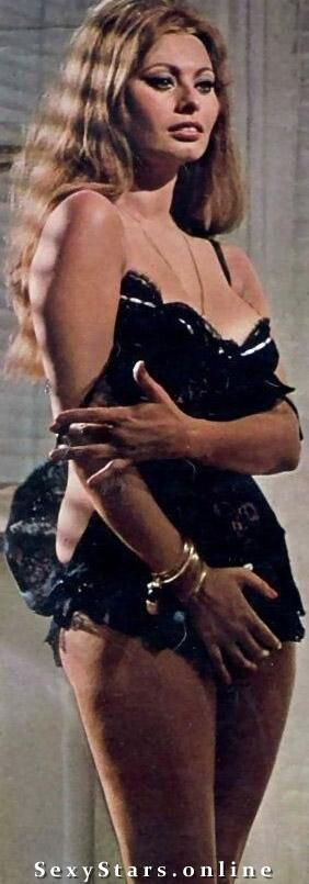 Sophia Loren Nackt. Fotografie - 27