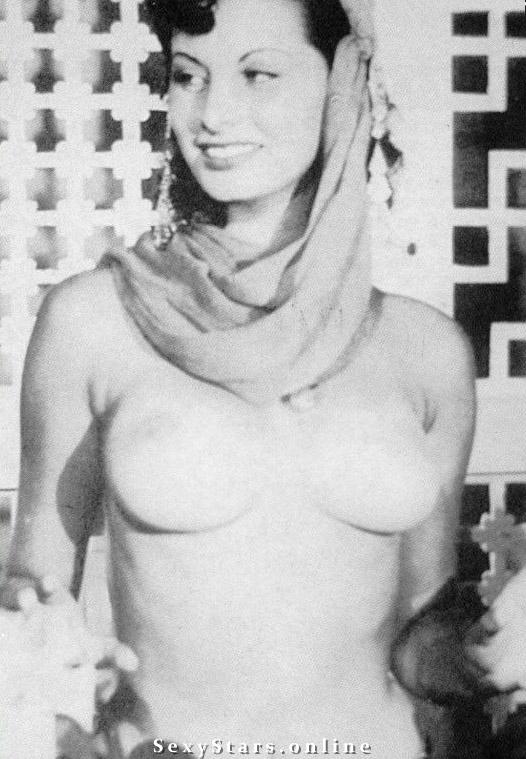Sophia Loren Nackt. Fotografie - 3
