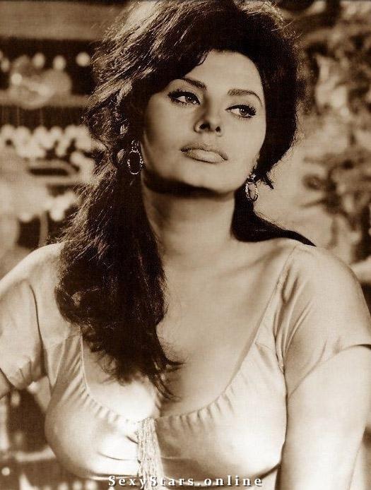Sophia Loren Nackt. Fotografie - 30