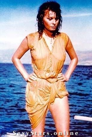 Sophia Loren Nackt. Fotografie - 35