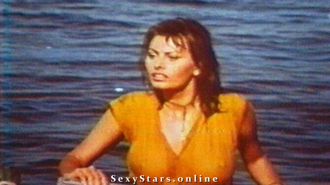 Sophia Loren Nackt. Fotografie - 38