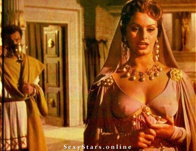 Sophia Loren Nackt. Fotografie - 39