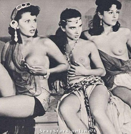 Sophia Loren Nackt. Fotografie - 41