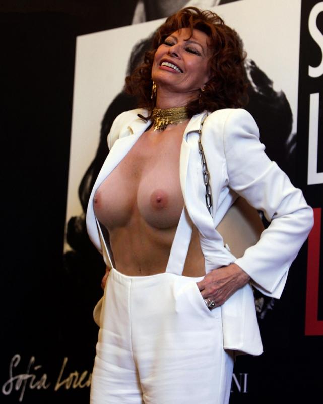 Sophia Loren Nackt. Fotografie - 44