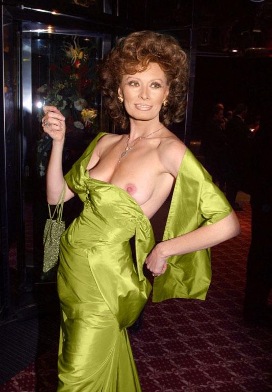 Sophia Loren Nackt. Fotografie - 45