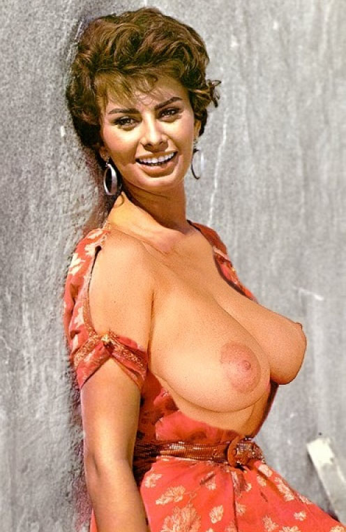 Sophia Loren Nackt. Fotografie - 47