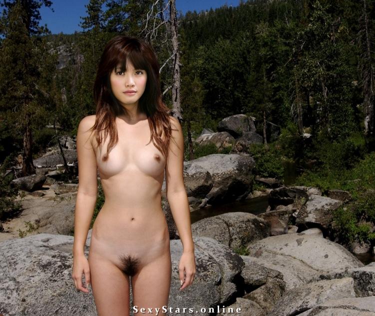 Асами Усуда голая. Фото - 2