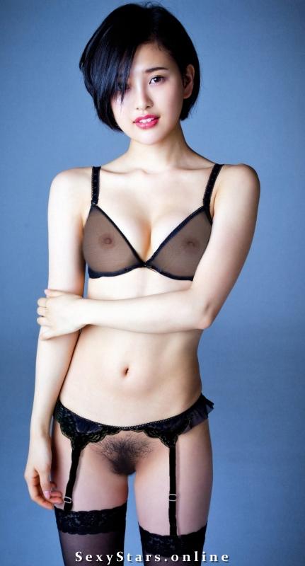 Харука Кодама голая. Фото - 7
