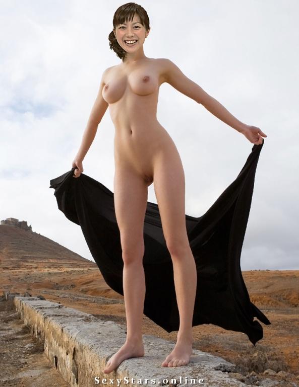 Хироко Исикава голая. Фото - 3