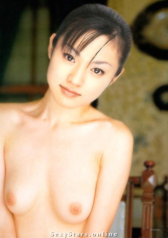 Kyōko Fukada голая. Фото - 3