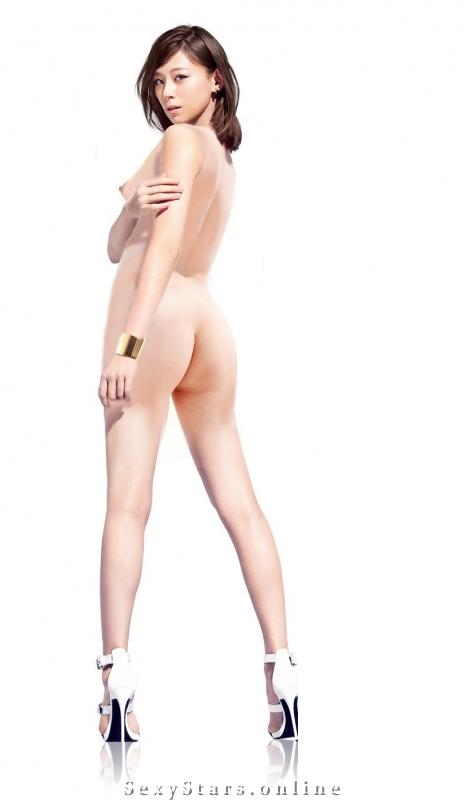 Мария Нисиюти голая. Фото - 1