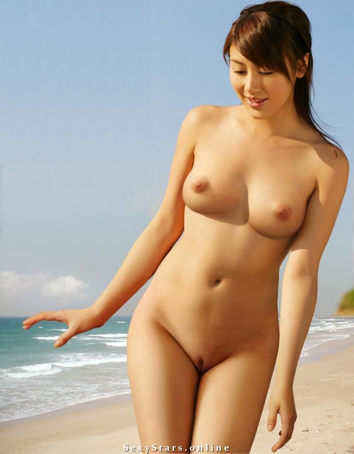Мегуми Ясу голая. Фото - 2