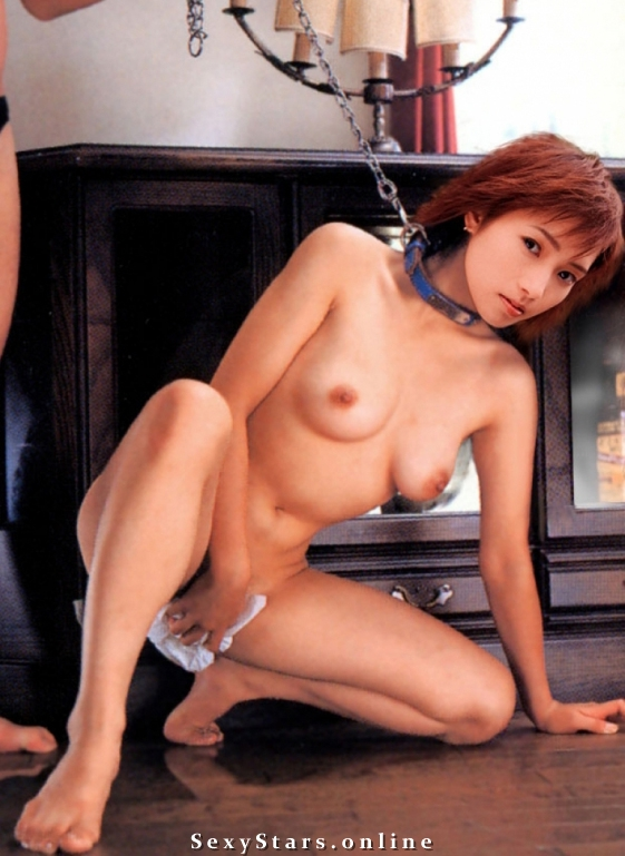 Нацуми Абэ голая. Фото - 2