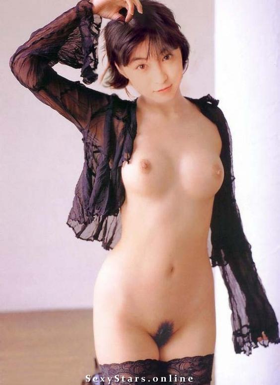 Рёко Хиросуэ голая. Фото - 11