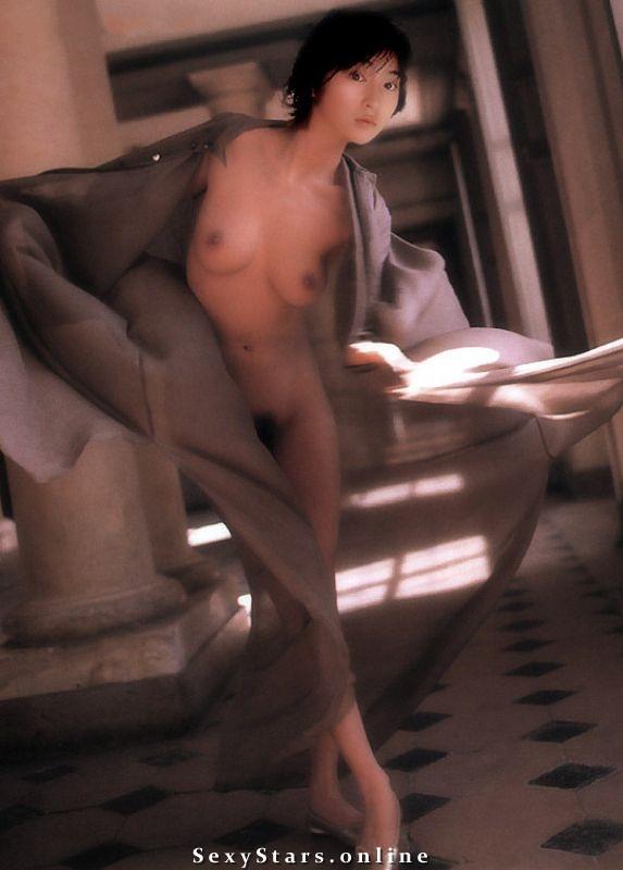 nackt Hirosue Ryoko Celebrity Porn