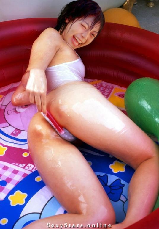 Саки Айбу голая. Фото - 11