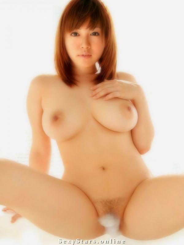 Саяка Исояма голая. Фото - 1