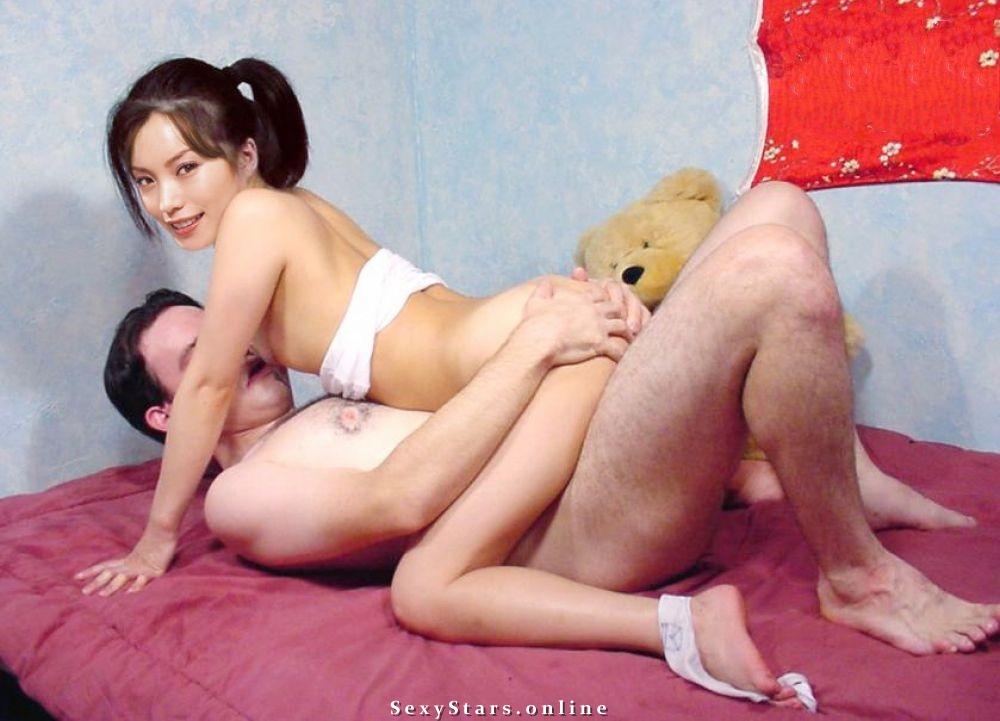 Юри Ебихара голая. Фото - 6