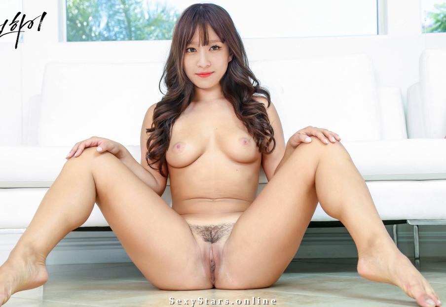 Ан Хи Ён голая. Фото - 4