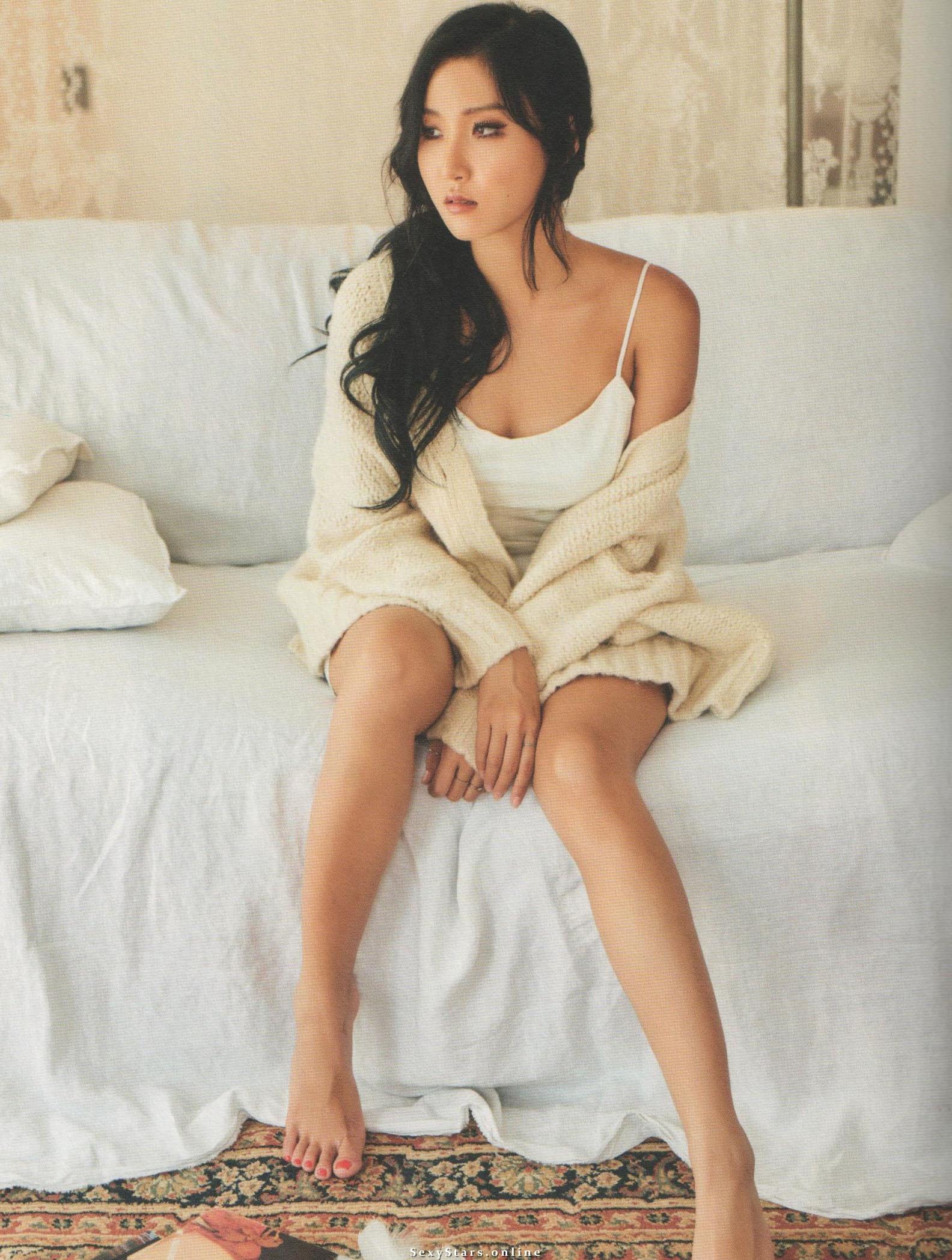 Хан Хе Джин голая. Фото - 4