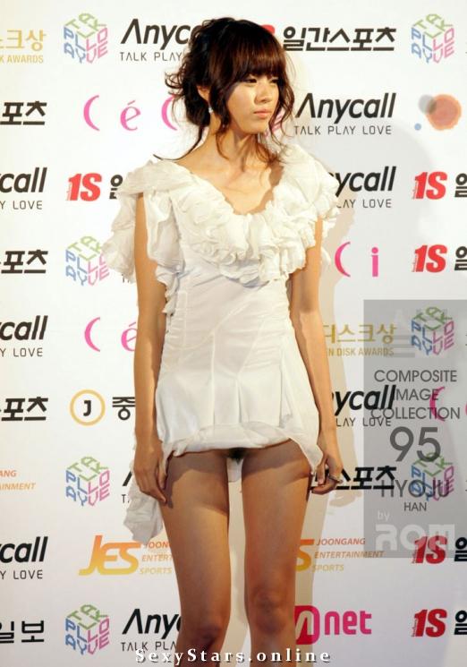 Хан Хё-джу голая. Фото - 8