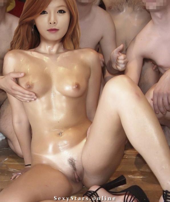 Hyuna Nackt. Fotografie - 2