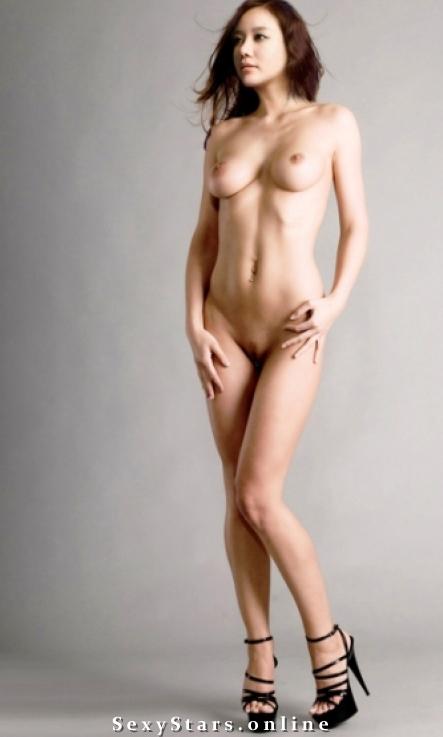 Ким А-джун голая. Фото - 2