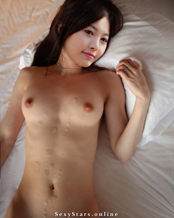 Kim Ah-young Nackt. Fotografie - 3