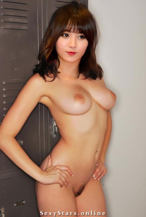 Kim Ah-young Nackt. Fotografie - 8