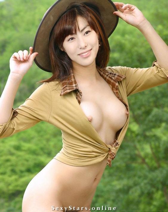 Kim Jung-hwa Nackt. Fotografie - 2