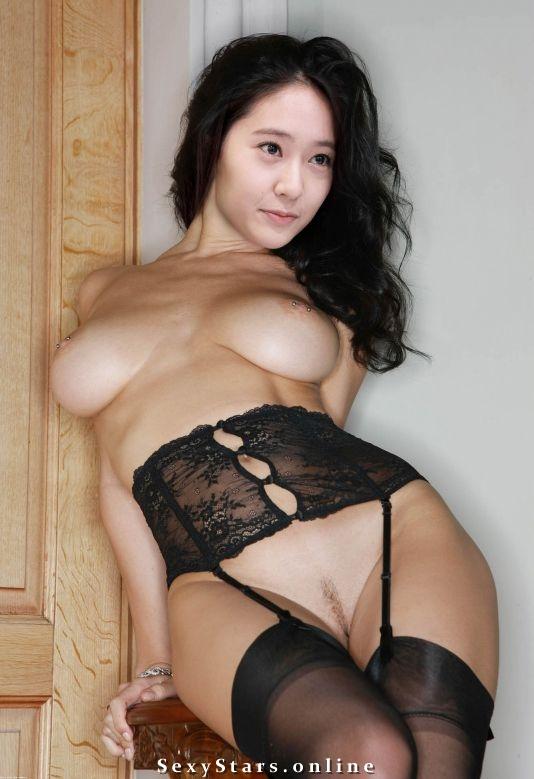 Krystal Jung Nackt. Fotografie - 1