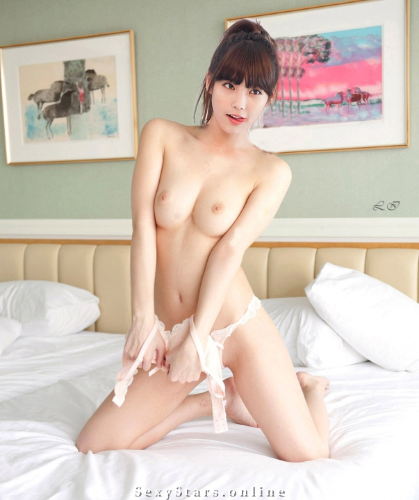 Ли Чжи Ын голая. Фото - 7