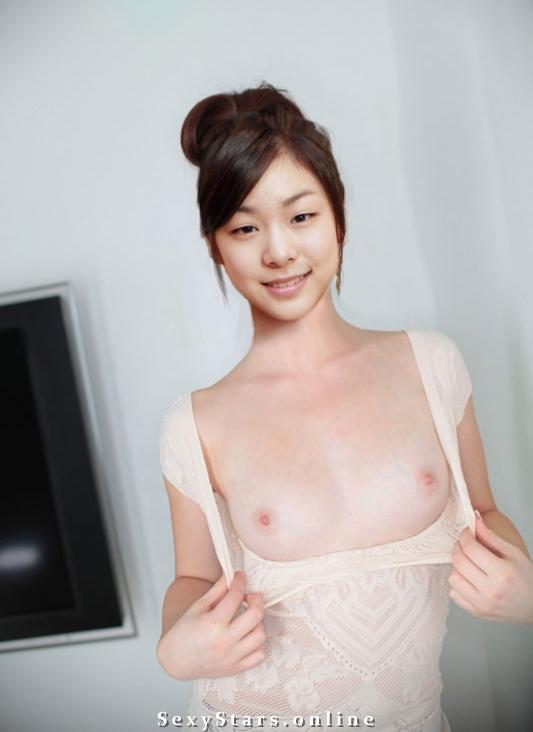 Yuna Kim Nackt. Fotografie - 6