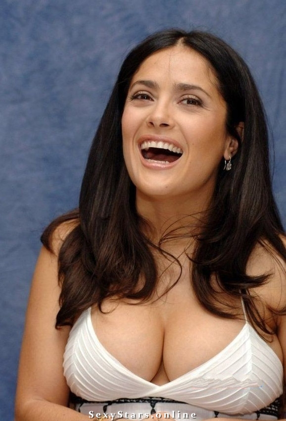 Salma Hayek nude. Photo - 41