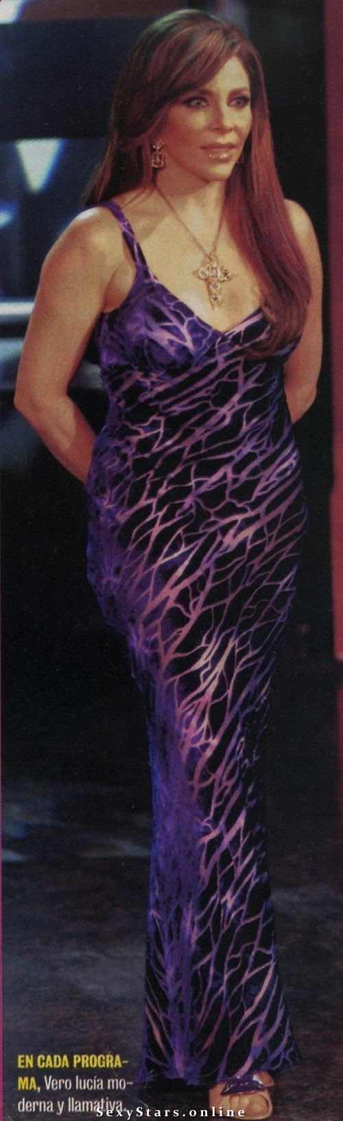 Вероника Кастро голая. Фото - 11