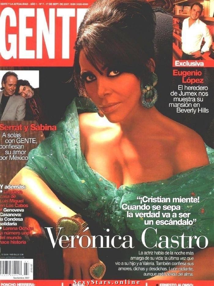 Вероника Кастро голая. Фото - 8