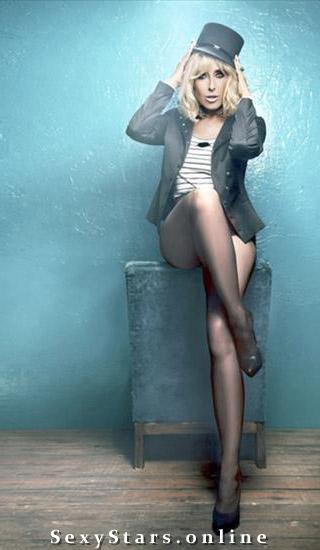 Агата Млынарска голая. Фото - 33